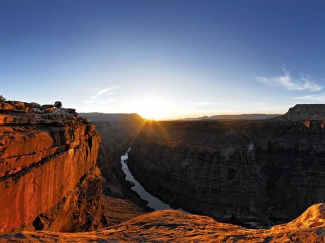 The Grand Canyon --  30 Must-See Family Destinations | iVillage.ca