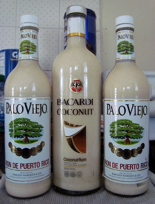 And sweet, delicious, dangerous coquito.   35 Things Puerto Ricans Know To Be True