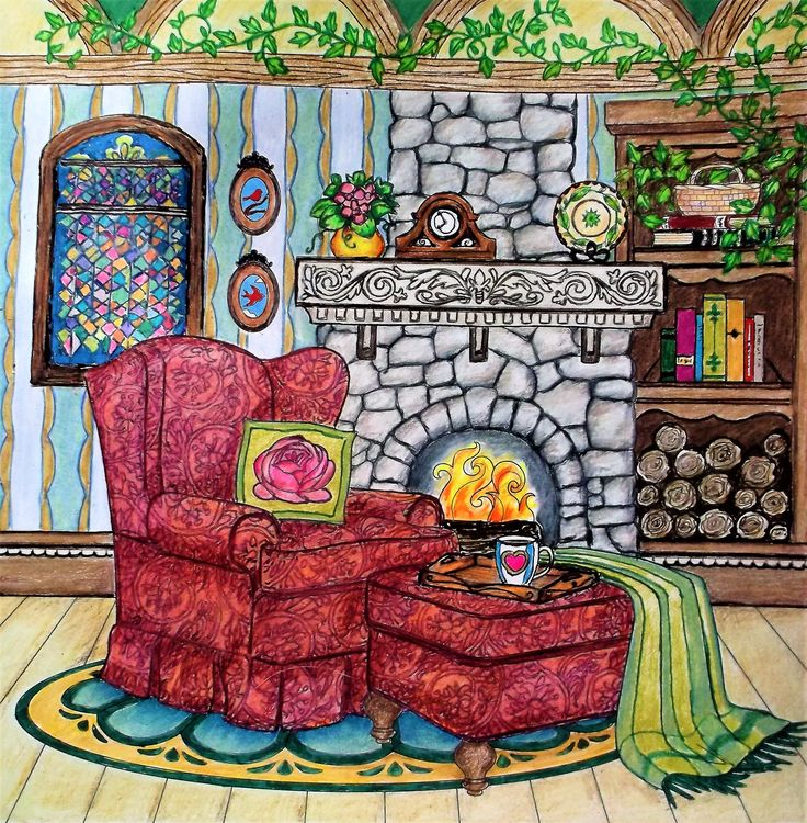 28 Best The World Of Debbie Macomber Come Home To Color Images On