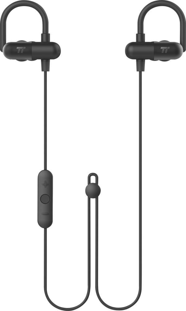 TaoTronics - TT-BH12BB Wireless Earbud Headphones - Black