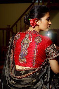 pen-kalamkari-blouse-from-shrusti-by-latha-puttana