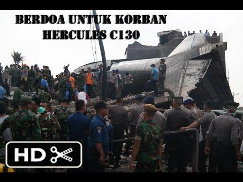Fenoma Pesawat Jatuh Di Medan Jenis Hercules C130 Milik TNI AU Berita Te...