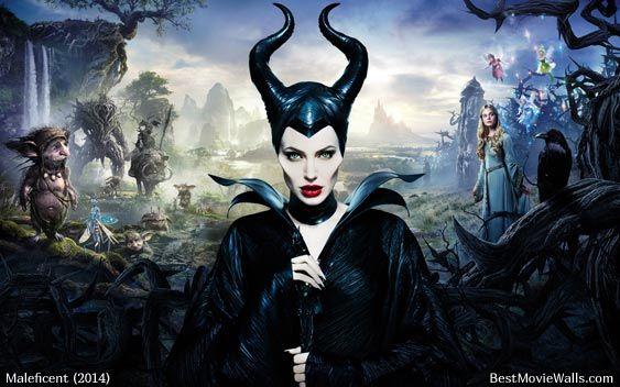 Maleficent movie - Angelina Jolie