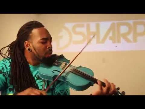 I'm Not The Only One - Sam Smith (DSharp - Violin Cover) - YouTube