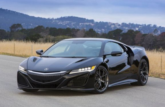 2021 acura nsx gt3 price, release date, concept - acura is