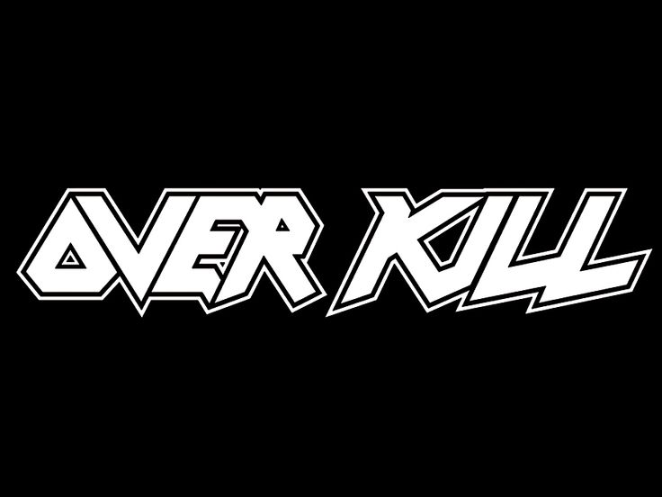 The Beauty and Total Illegibility of Extreme Metal Logos | As is thrash metal…