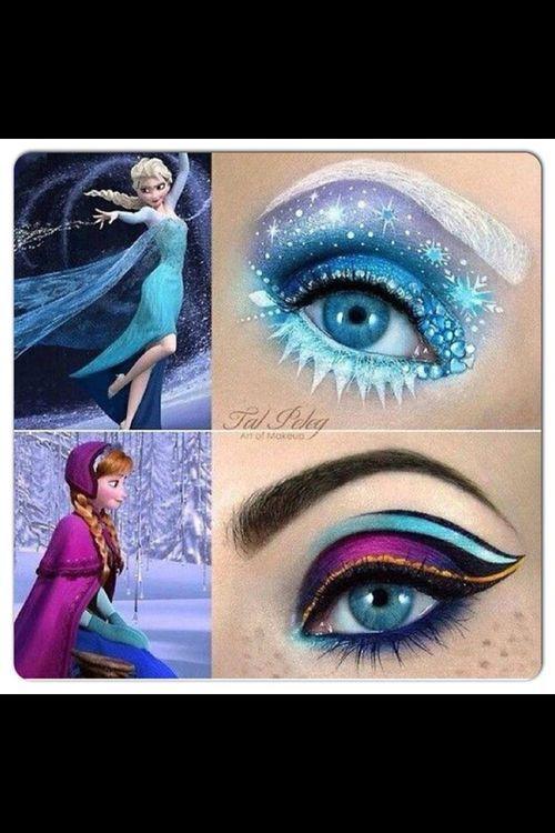 creatividad...: makeup