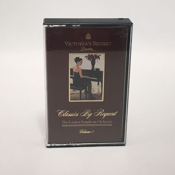 Victoria's Secret Classic By Request Vol. 1 London Symphony Orchestra Cassette  #Symphony
