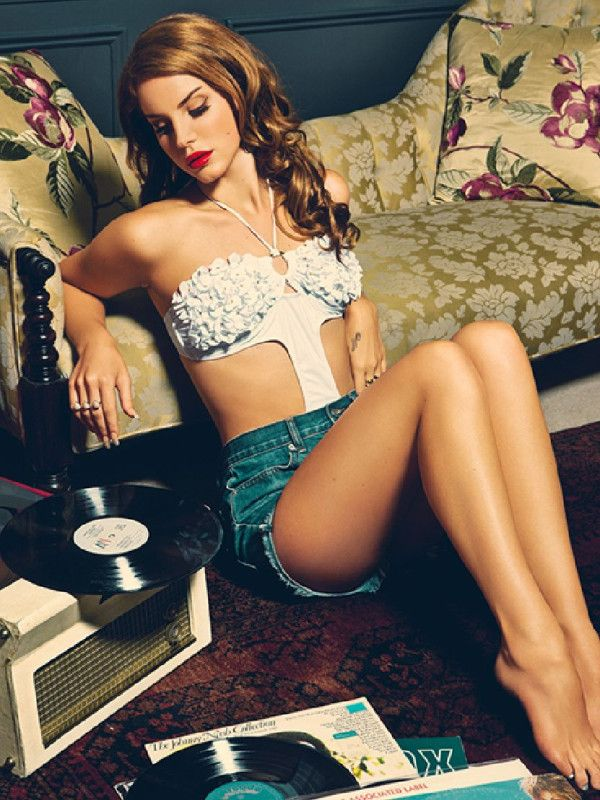 Lana Del Ray: one of my new idols
