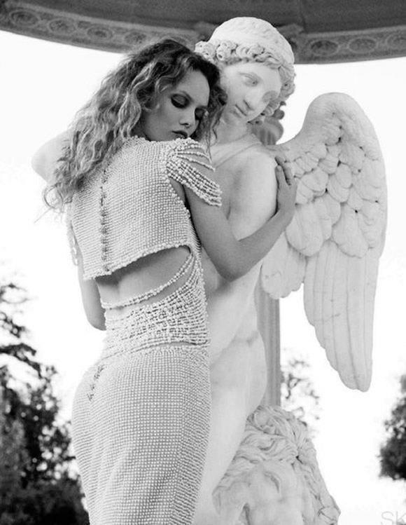 Vanessa Paradis e Chanel -Immagine di Stile-