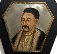 Przecław Bronikowski (1624-1676) in national Polish costume, Museum in Międzyrzecz.