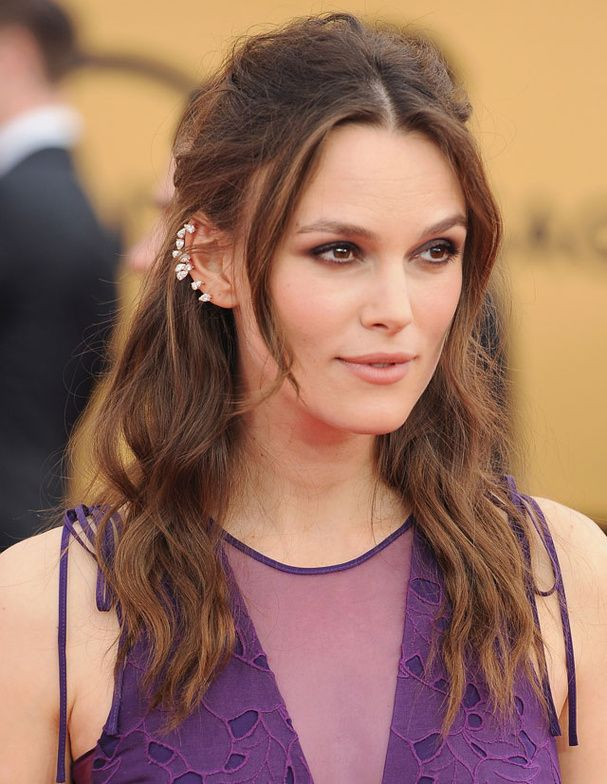 Keira Knightley et son look rock