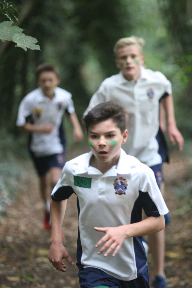 RBCS House Cross Country 2016