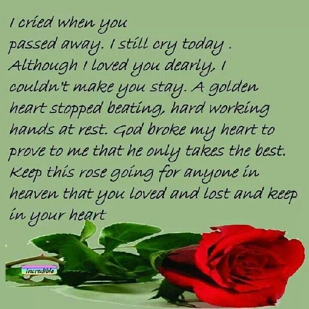 Quotes About Lost Love Pinterest : Love ones lost Quotes Pinterest