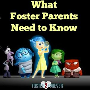 What the movie Inside Out can teach parents about emotions. #InsideOut #FosterCare