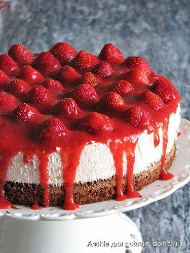 Торт Красная шапочка • Торты