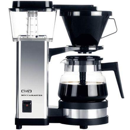 Charming Moccamaster Kaffemaskine   KB40   Aluminium Brygger 8 Kopper Kaffe På Ca. 5  Minutter Amazing Design