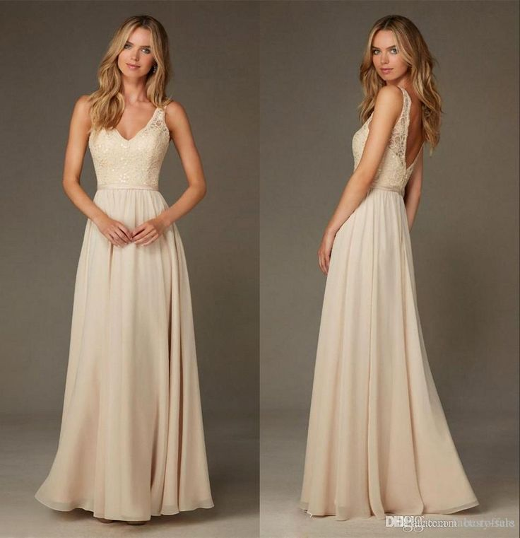 Best 25 ivory bridesmaid dresses ideas on pinterest for Champagne pink wedding dresses