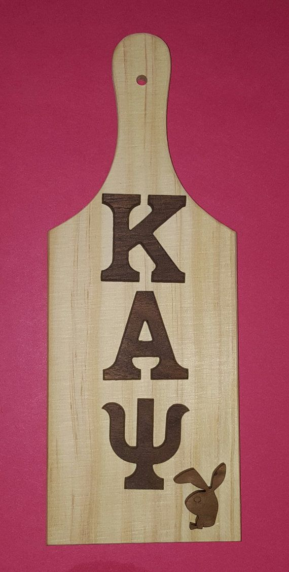 Kappa Alpha Psi  Greek letter/mascot  mini by LineupBoutique