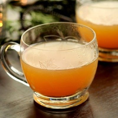 Spiced and Spiked Cider Recipe