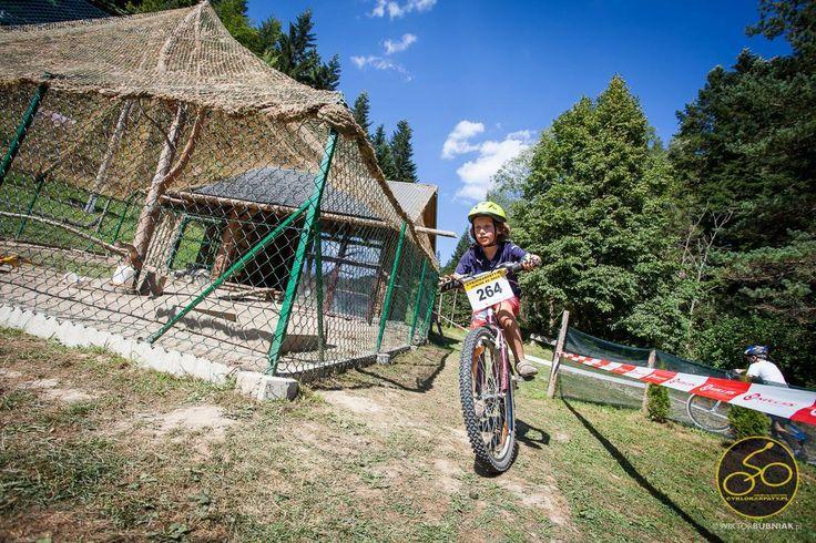 Cyklokarpaty 2013 - wakacje na sportowo w Wierchomli www.wierchomla.com.pl