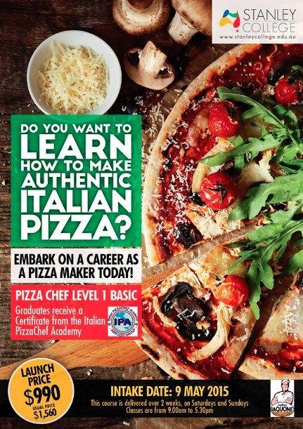 Italian Pizza Course | Pizza Making Courses - Album on Imgur