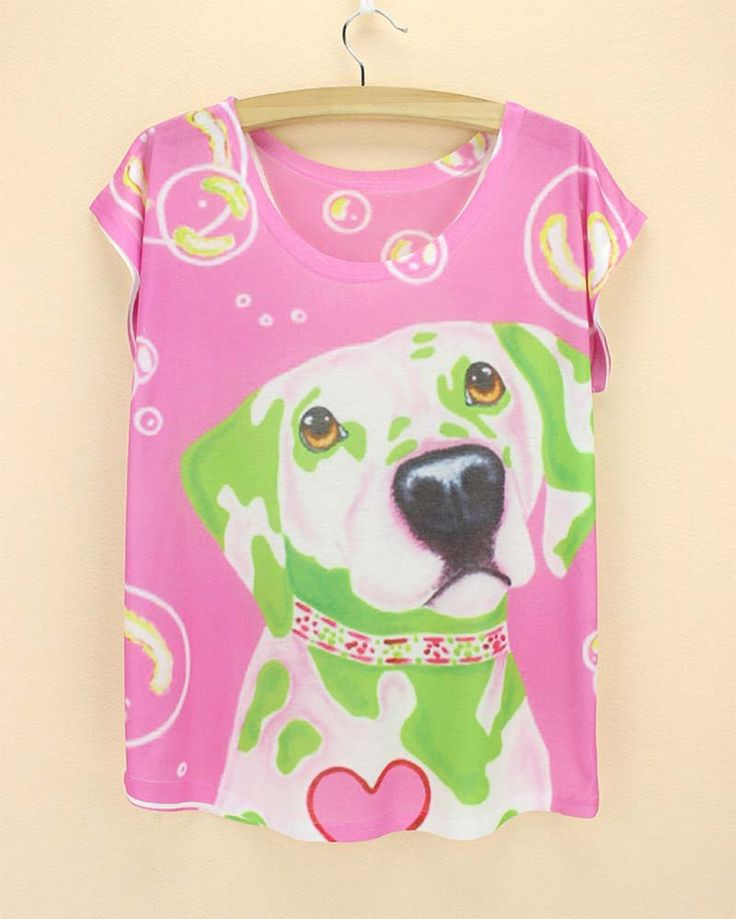 Vintage fashionable T-Shirts for women