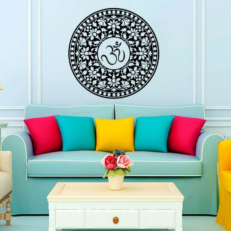 #mandala #indian #walldecals #wallstickers #stickers #decals #vinyl #murals #decor #homedecor #dekor #decoration