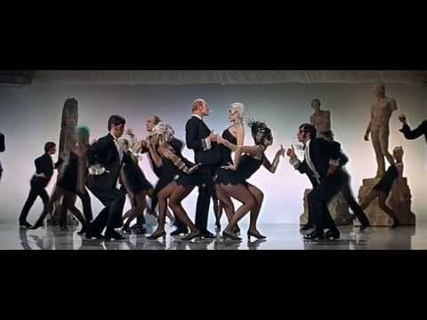 Sweet Charity - #Dance Scenes (The Aloof, The Heavyweight, The Big Finish) - YouTube