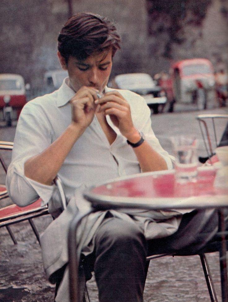 Alain Delon ~ Purple Noon, 1960