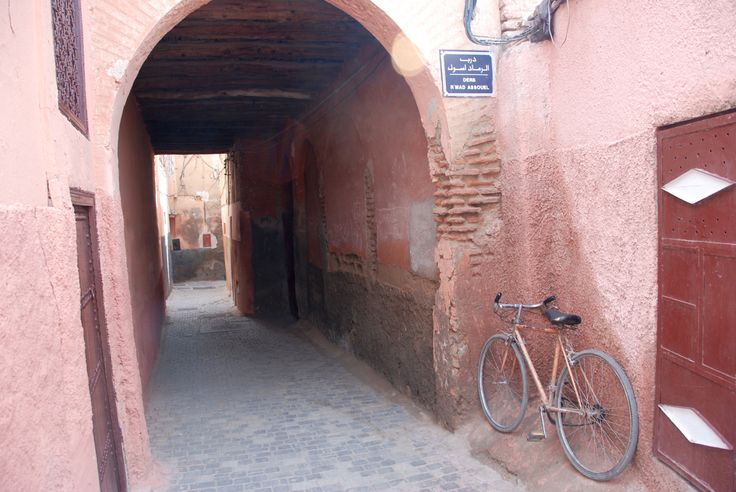 Medina Bike - Marraquexe 2016