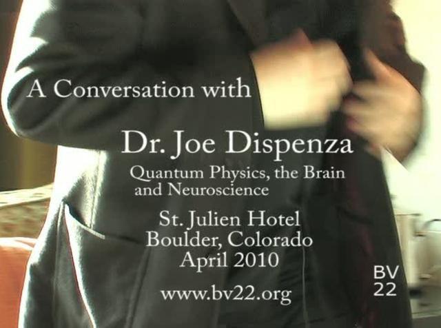 Dr. Joe Dispenza - Breaking the Habit of Being Yourself ....