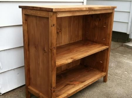 Customized Kentwood Bookshelf | Do It Yourself Home Projects from Ana White