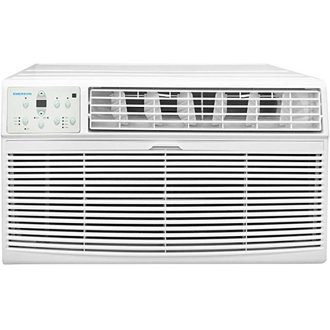 Emerson Ebtc12re1 Quiet Kool 12 000 Btu Through The Wall Air Conditioner With Remote 115 Volt Review Wall Air Conditioner Air Conditioner Air Conditioner Btu