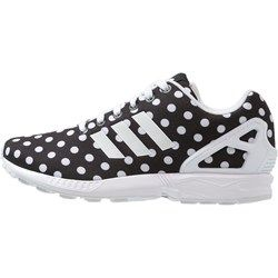 adidas Originals ZX FLUX Tenisówki i Trampki core black/white