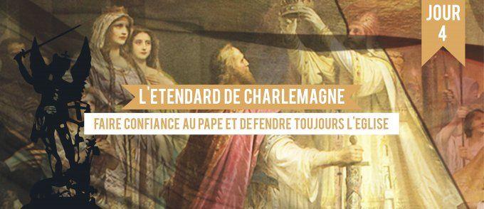 Prière saint Michel, protecteur de la France - Neuvaine - Hozana