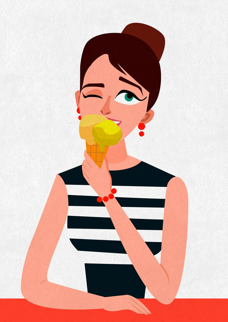 How to stay slim on Behance