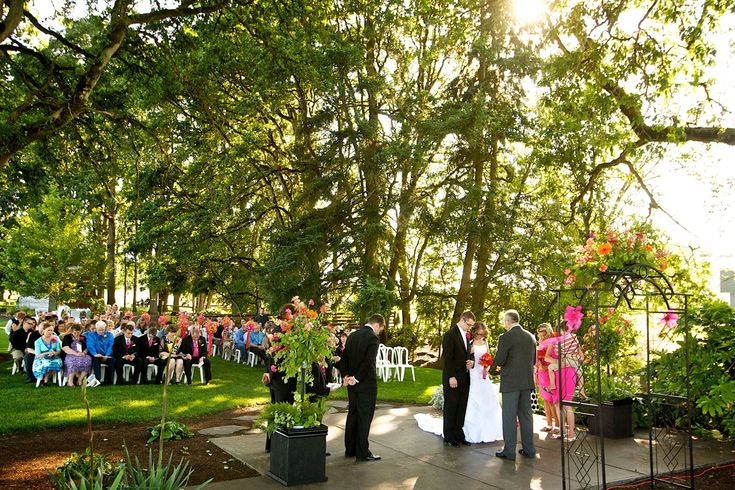 1000 images about outdoor wedding venues in portland