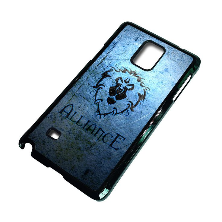 WORLD OF WARCRAFT ALLIANCE WOW Samsung Galaxy Note 4 Case – favocase
