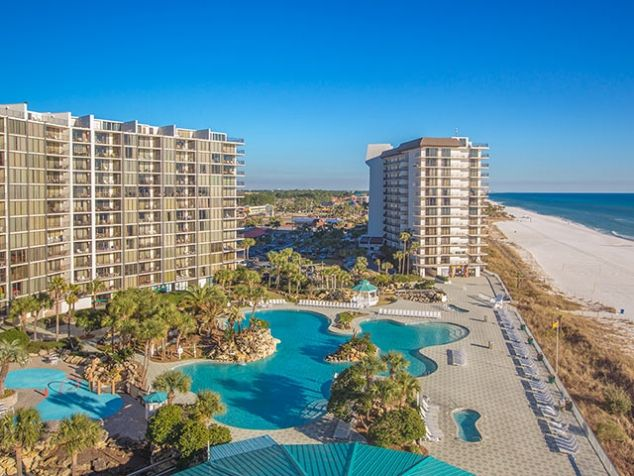 Edgewater Beach & Golf Resort - Panama City Beach, Florida in I need a vacation