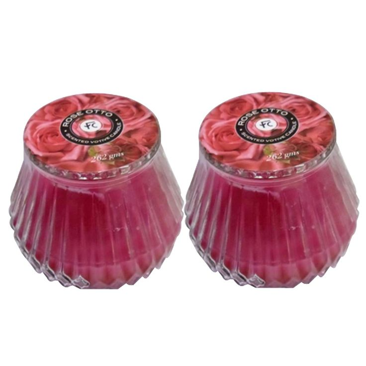 Discover  your favourite Rose fragrance in this handy scented jar candles.