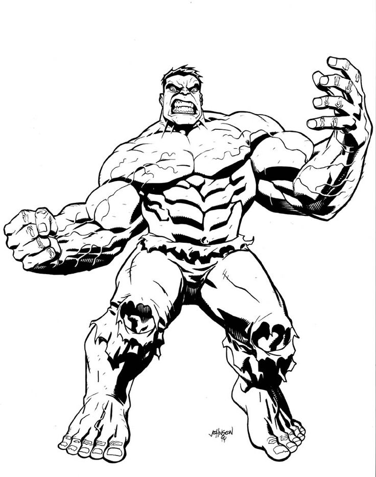 incredible hulk printable coloring pages - 365 best comic art hulk smash images on pinterest
