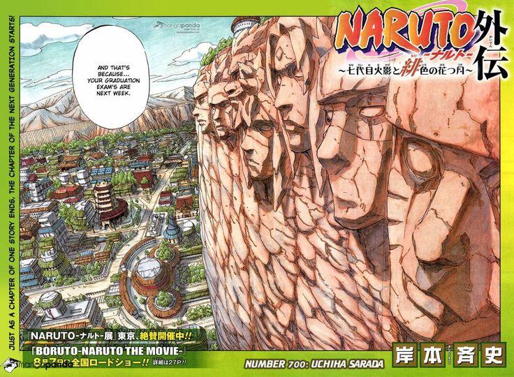 Naruto Gaiden: The Seventh Hokage 1 - Page 2
