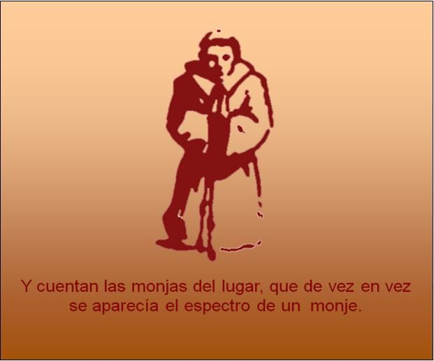 Leyenda del Monje: Legend