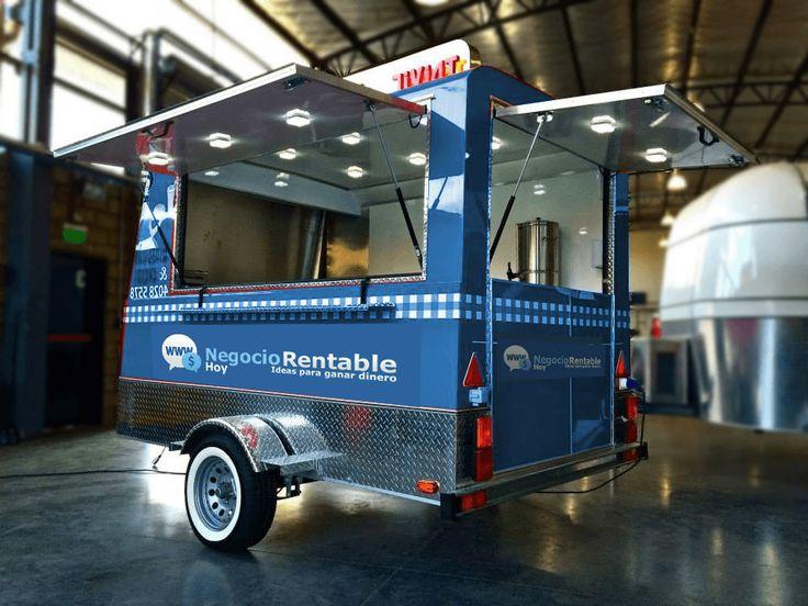 Hoy veremos como montar un camión de comida rapida, una de las ideas mas rentables para este año.