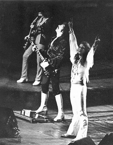 "Black Sabbath 1977 Ozzy Butler Iommi - ""Reality Show"" | por Whiskeygonebad. Madison Square Garden, NYC"
