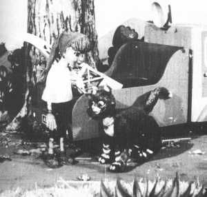 Ok, how many remember Twizzle? The first Anderson puppet show back in 1956 - OK so I'm showing my age now :-)