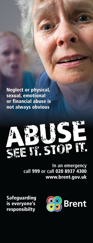 adult safeguarding poster campaign - Google Search