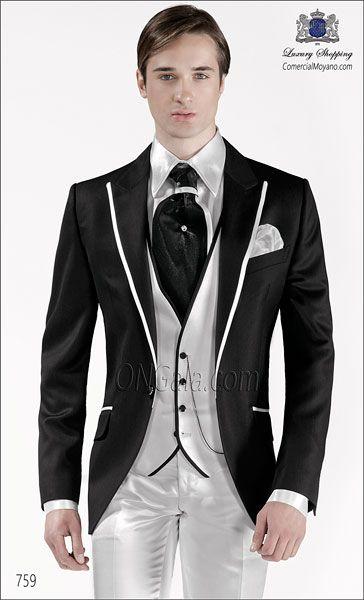 trajes de novios 2015