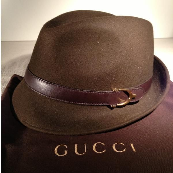 Gucci Hat (Brown)